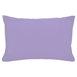 Funda de Almohada Cotton Touch Violeta Chateau