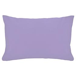 Funda de Almohada Cotton Touch Violeta Chateau