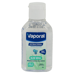 Vaporal Antibacterial Aloe Vera 60ml