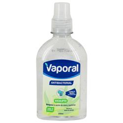 Vaporal Antibacterial Eucalipto 250ml