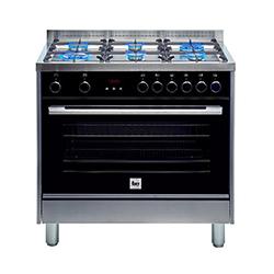 Cocina a Gas 6  Quemadores 89.5x90.5cm Teka