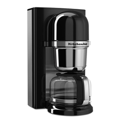 Cafetera Pour Over Coffe Negra Kitchenaid