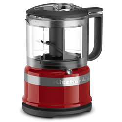 Mini Procesador Rojo KitchenAid