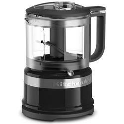 Mini Procesador Negro KitchenAid