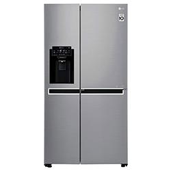 Refrigerador Side By Side Door In Door de 601 Litros con Dispensador de Agua LG
