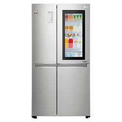 Refrigerador InstaView Door in Door Side by Side de 626 Litros LG