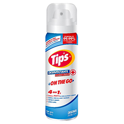Desinfectante de Ambiente Tips 60ml