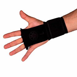 Gymnastics Hand Grips Pro 3-Fingers X