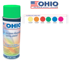 Pintura en Spray Fluorescente Ohio