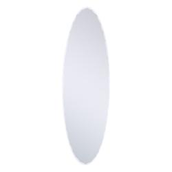 Espejo Vertical Ovalado Para Cuerpo Entero
