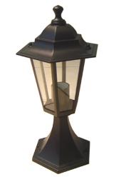 Lámpara De Jardín Para Muro Tulipán