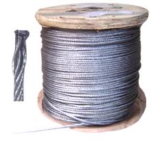 Cable de Acero con Alma de Acero