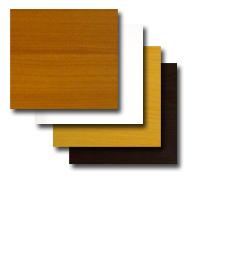 MDF Melaminica con Espesor de 1.8 cm