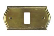 Placa Interruptor 1H