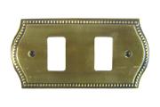 Placa Interruptor 2H
