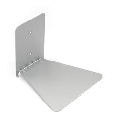Repisa Invertida Conceal Plata para Libros