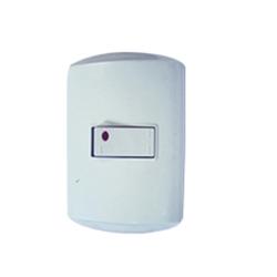 Material Eléctrico / Interruptor Pulsador Con Luz Piloto