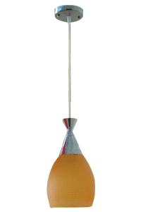 Lámpara Colgante Maraca Con 1 Boquilla