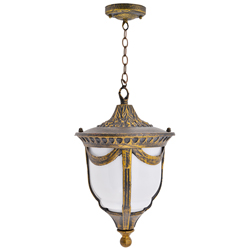 Lámpara Colgante Stander con 1 boquilla Watts 60w