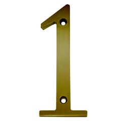 Números en Acabado Bronce Antiguo