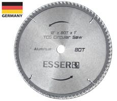 Sierra Circular TCG para Aluminio Esser
