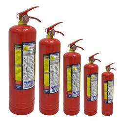 Extintores a Base de Polvo Quimico ABC