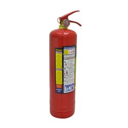 Extintores a Base de Polvo Químico ABC
