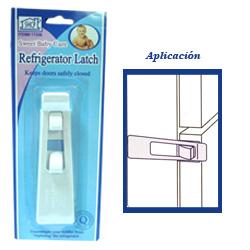 Seguro Plástico para Puerta de Refrigeradora