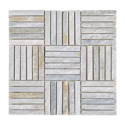 Mosaico de Piedra 30.5x30.5cm