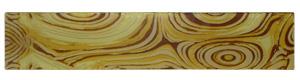 Listelo de Vidrio Swirl 5x30cm