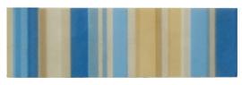 Listelo Lineal Azul 7x25cm