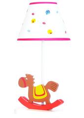 Lámpara de Mesa Diseño Caballito