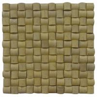 Mosaico de Mármol Yellow Mint 30x30 cm
