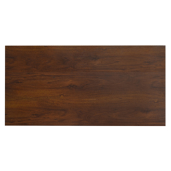 Piso Flotante de Madera Color Walnut  AC3 de 8.3 mm