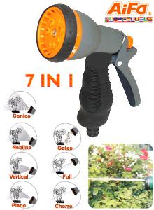 Pistola Para Jardín 7 Funciones