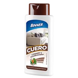 Limpiador de Cuero con Acondicionador Binner