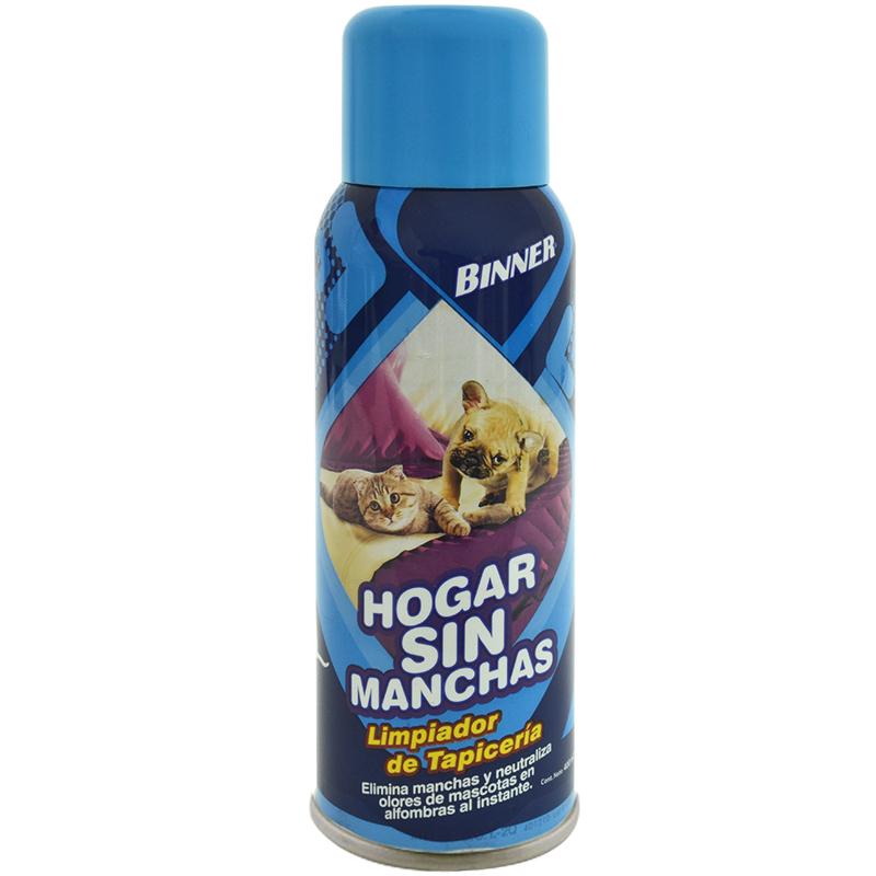 Limpiador de Tapicería Elimina Manchas y Neutraliza Olores