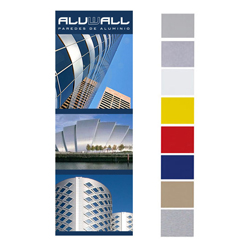 Paneles de Aluwall de 122x244x4mm (8.7)