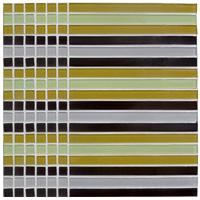 Mosaico de Vidrio Mix Lineal 30x30cm