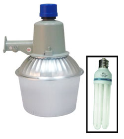 Lámpara para Alumbrado Público Foco Ahorrador 4U