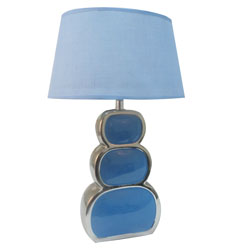 Lámpara de cerámica para mesa Tripus