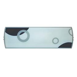 Plafón de vidrio Borst en Blanco