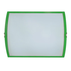 Plafón de Vidrio Filos Green