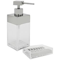 Accesorios para Baño Acrílico Transparente
