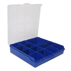 Organizador Plástico con Tapa