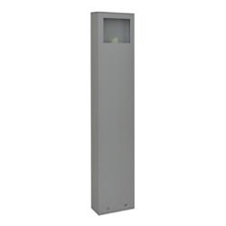 Lámpara de Piso para Exterior Aluminio Oxidal regleta