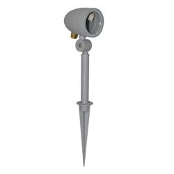 Lámpara Móvil para Jardín con Estaca para Exterior Aluminio Oxidal