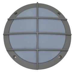 Lámpara de pared para exterior Aluminio Oxidal Clay en Mate