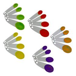 Set de Cucharas para Medir de Silicón