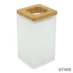 Accesorios para Baño  Clear   Bamboo   Spring